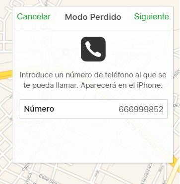 iphone perdido icloud